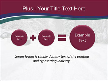 Blizzard in Washington PowerPoint Template - Slide 75