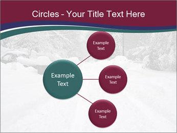 Blizzard in Washington PowerPoint Template - Slide 79