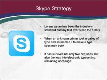 Blizzard in Washington PowerPoint Template - Slide 8