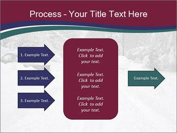 Blizzard in Washington PowerPoint Template - Slide 85
