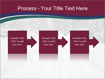 Blizzard in Washington PowerPoint Template - Slide 88