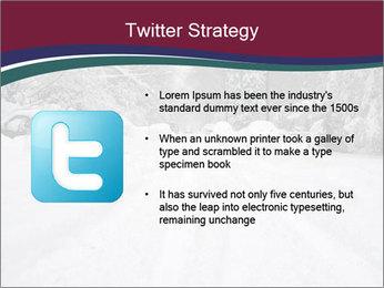 Blizzard in Washington PowerPoint Template - Slide 9