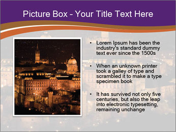 Budapest castle PowerPoint Template - Slide 13