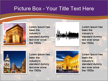 Budapest castle PowerPoint Template - Slide 14