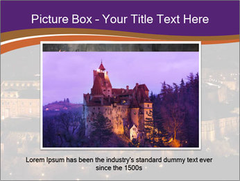Budapest castle PowerPoint Template - Slide 16