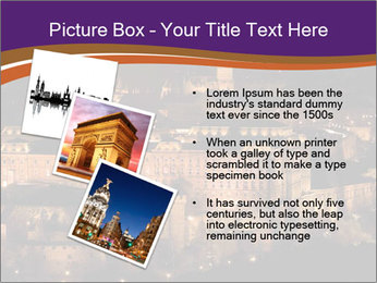 Budapest castle PowerPoint Template - Slide 17