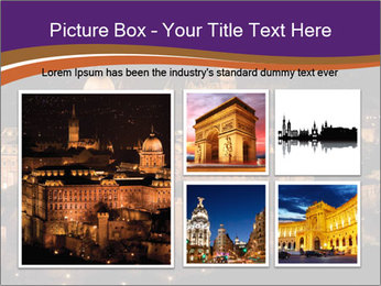 Budapest castle PowerPoint Template - Slide 19
