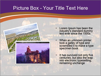 Budapest castle PowerPoint Template - Slide 20