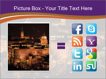 Budapest castle PowerPoint Template - Slide 21