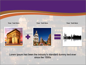 Budapest castle PowerPoint Template - Slide 22