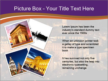 Budapest castle PowerPoint Template - Slide 23