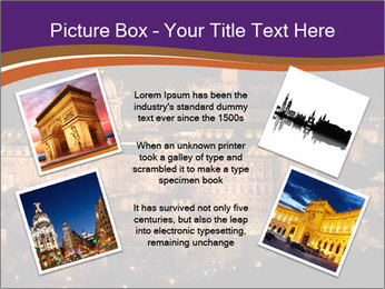 Budapest castle PowerPoint Template - Slide 24