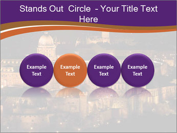 Budapest castle PowerPoint Template - Slide 76