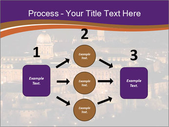 Budapest castle PowerPoint Template - Slide 92