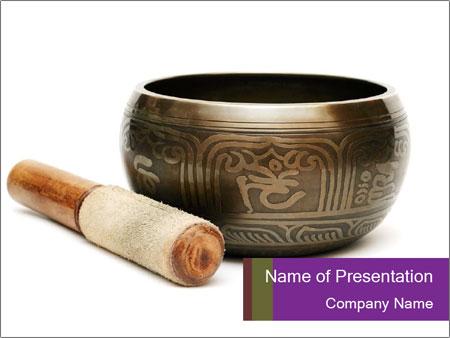 Tibetian PowerPoint Template
