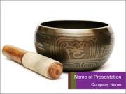 Tibetian PowerPoint Templates