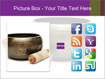 Tibetian PowerPoint Template - Slide 21