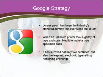 Girls boots PowerPoint Template - Slide 10