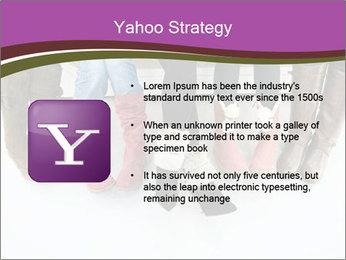 Girls boots PowerPoint Template - Slide 11