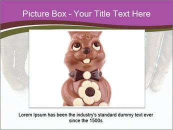 Girls boots PowerPoint Template - Slide 15