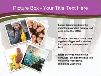 Girls boots PowerPoint Template - Slide 23