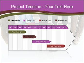 Girls boots PowerPoint Template - Slide 25