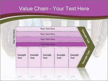 Girls boots PowerPoint Template - Slide 27