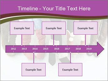 Girls boots PowerPoint Template - Slide 28