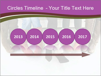 Girls boots PowerPoint Template - Slide 29