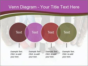 Girls boots PowerPoint Template - Slide 32