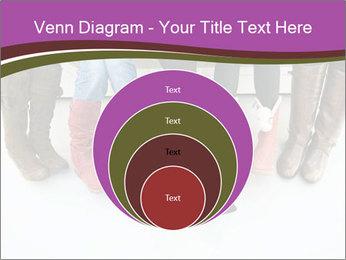 Girls boots PowerPoint Template - Slide 34