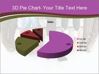 Girls boots PowerPoint Template - Slide 35