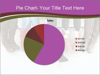 Girls boots PowerPoint Template - Slide 36