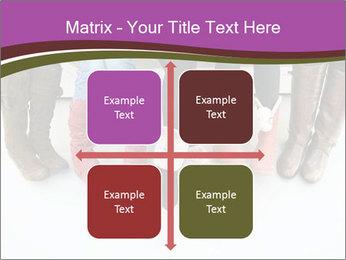 Girls boots PowerPoint Template - Slide 37