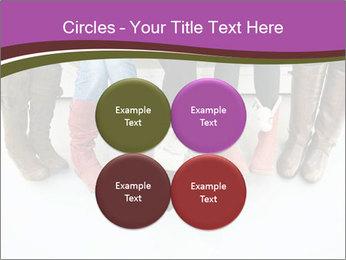 Girls boots PowerPoint Template - Slide 38
