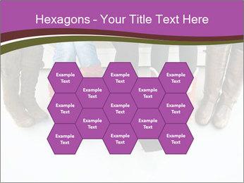 Girls boots PowerPoint Template - Slide 44