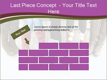 Girls boots PowerPoint Template - Slide 46