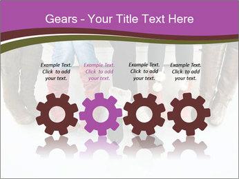Girls boots PowerPoint Template - Slide 48