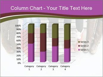 Girls boots PowerPoint Template - Slide 50