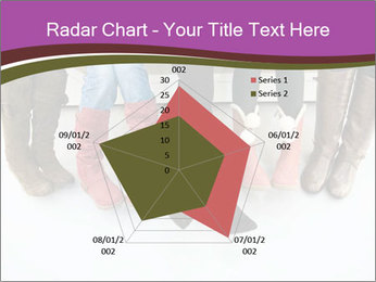 Girls boots PowerPoint Template - Slide 51