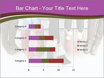 Girls boots PowerPoint Template - Slide 52