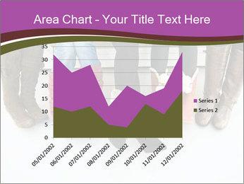 Girls boots PowerPoint Template - Slide 53