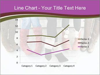 Girls boots PowerPoint Template - Slide 54