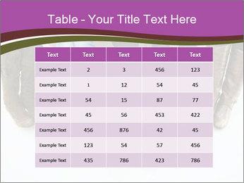 Girls boots PowerPoint Template - Slide 55