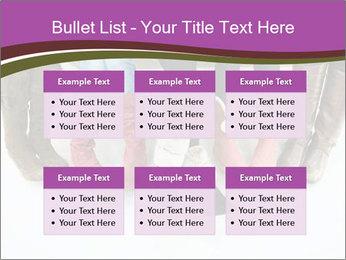 Girls boots PowerPoint Template - Slide 56