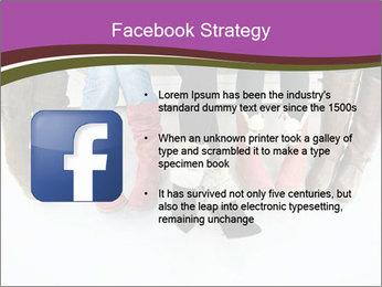 Girls boots PowerPoint Template - Slide 6