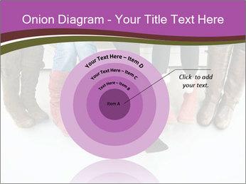 Girls boots PowerPoint Template - Slide 61