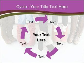 Girls boots PowerPoint Template - Slide 62