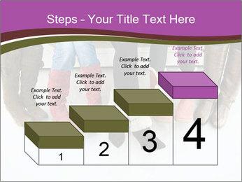 Girls boots PowerPoint Template - Slide 64