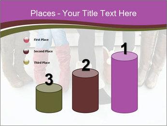 Girls boots PowerPoint Template - Slide 65